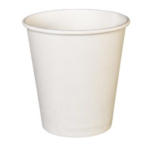 White cups 8803-180ml