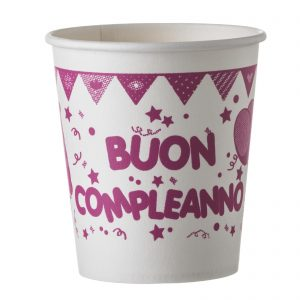 Buon Compleanno 8807 pink