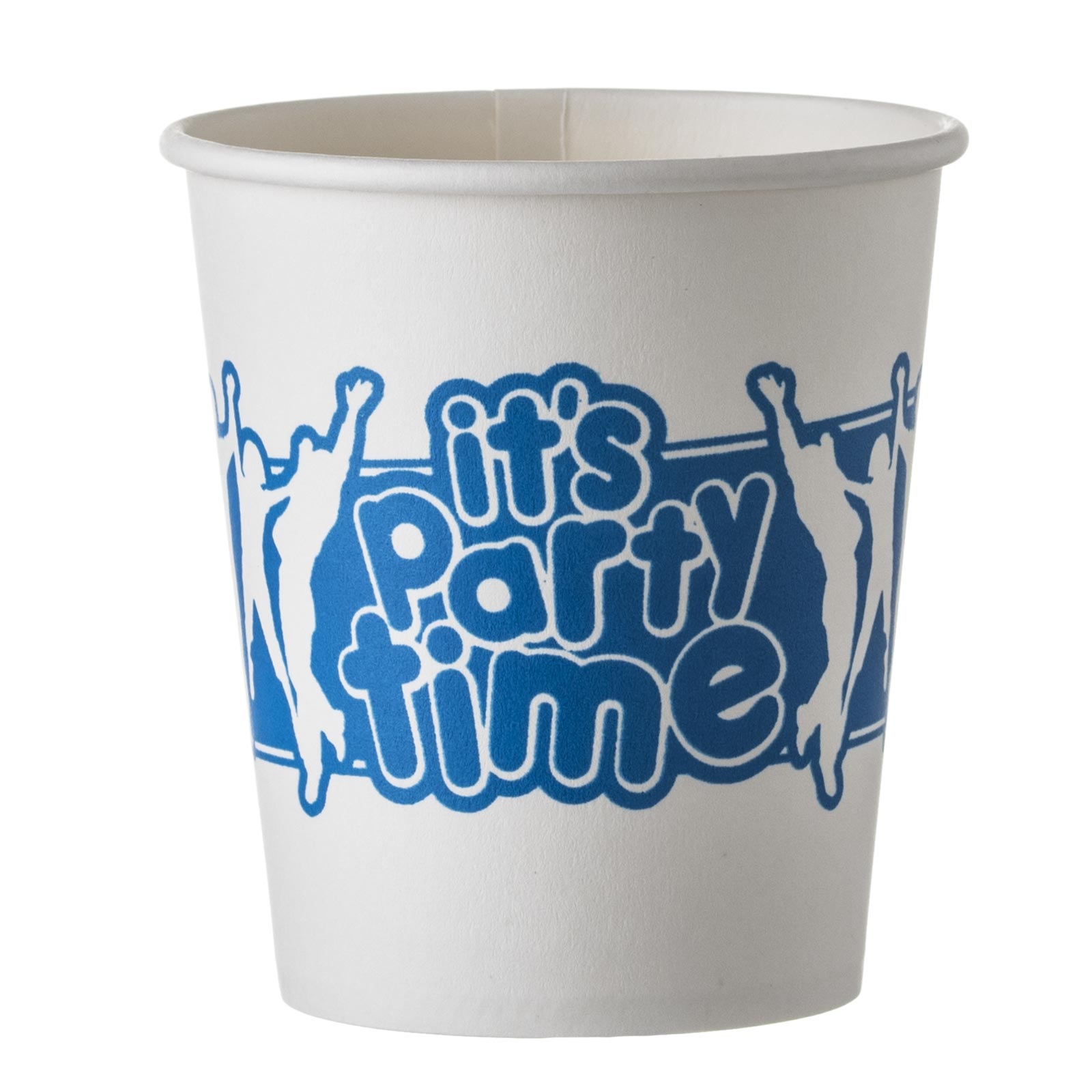party time blue